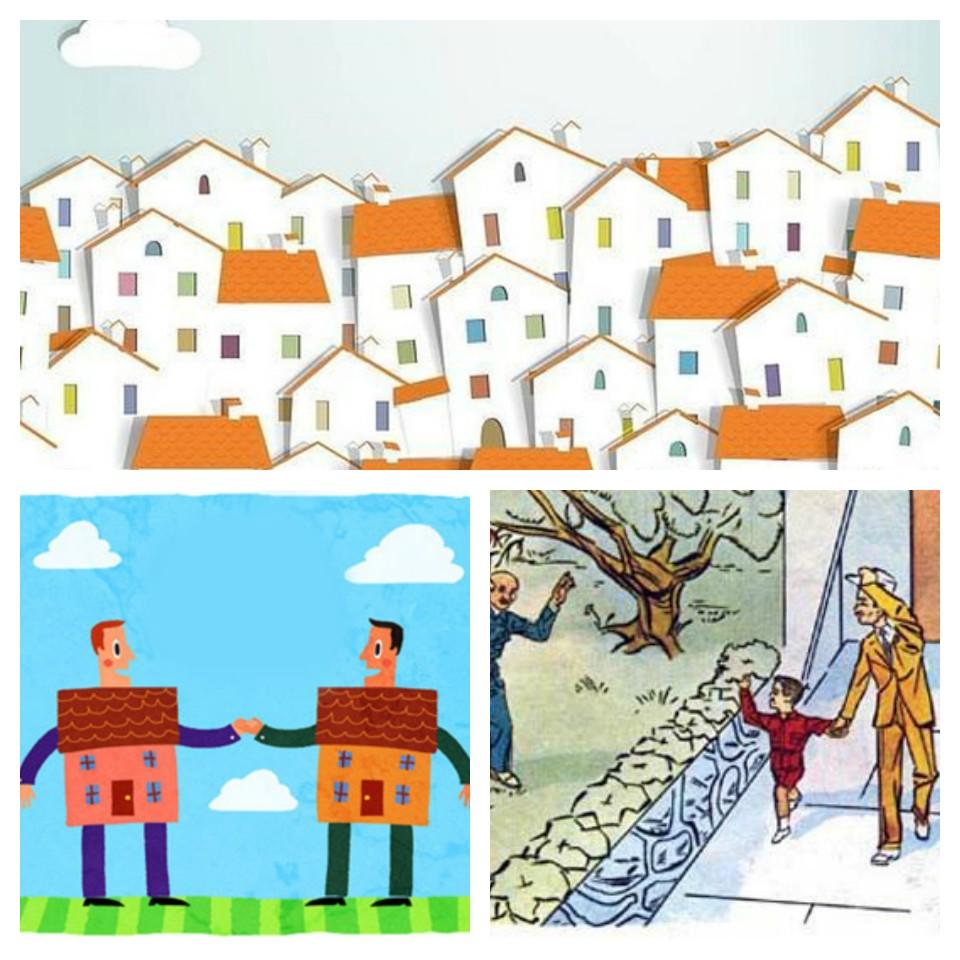 convivencia con vecinos