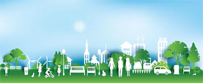 Ciudades del futuro ecologicas
