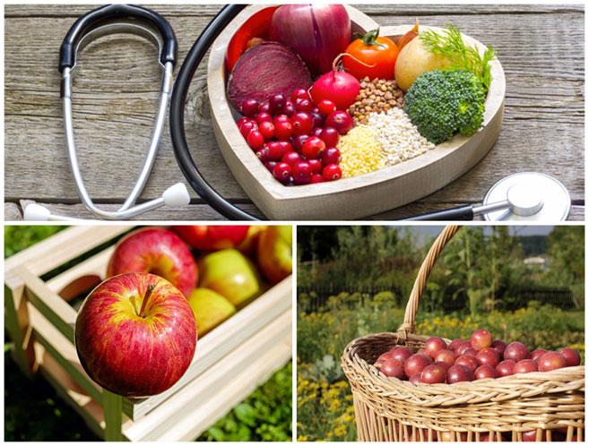 alimentos de proximida saludables